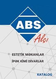 ABS PDF CATALOG