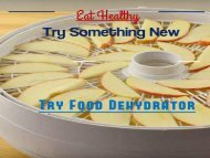 Stacking Food Dehydrator Deal: Find This Deal Here Now