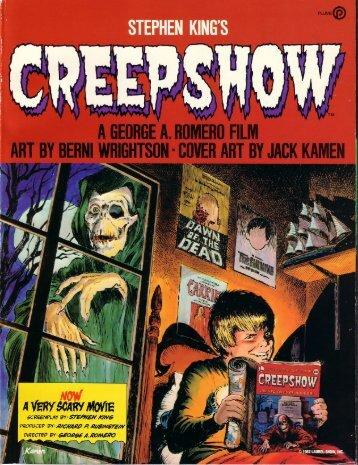 Creepshow Comic