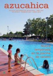 Nueva temporada en la piscina de verano