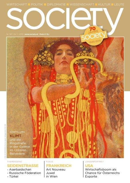 SOCIETY 367 / 2015