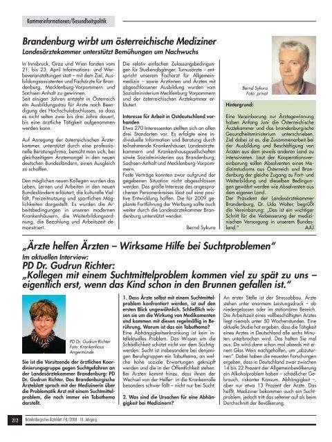 PD Dr. Gudrun Richter