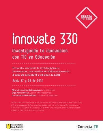 Innovate 330
