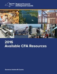 2016 Available CFA Resources