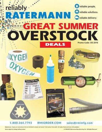 Catalog W Summer Overstock 1-8