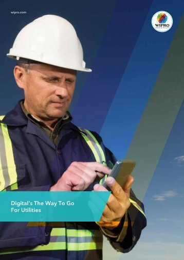 Digital's The Way To Go For Utilities