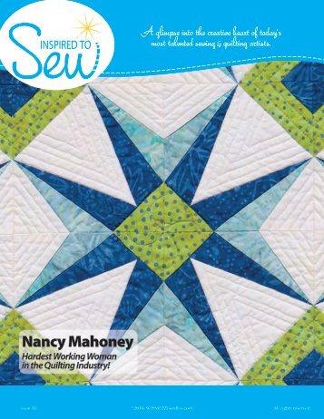 Nancy Mahoney