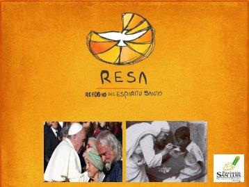 R.E.S.A refugio del espíritu santo