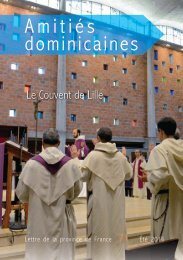 Amitiés dominicaines 71