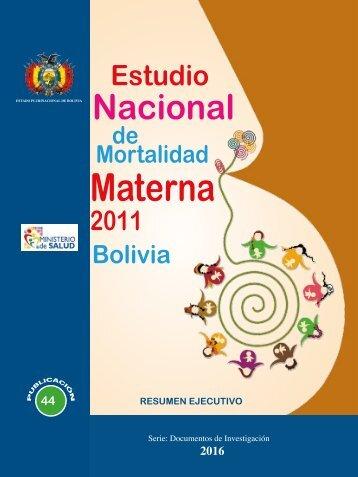 Estudio-Nacional-de-Mortalidad-Materna-2011-Resumen-ejecutivo