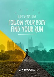 find Your Run
