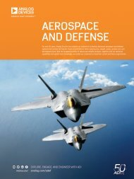 AEROSPACE AND DEFENSE