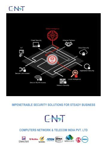 IMPENETRABLE SECURITY SOLUTIONS FOR STEADY BUSINESS