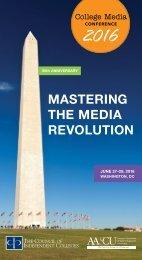 MASTERING THE MEDIA REVOLUTION