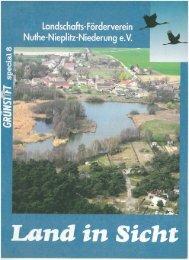 Nr. 1 - Naturpark Nuthe-Nieplitz
