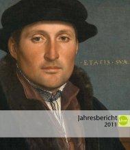 Jahresbericht 2011 - Presse - Kunsthistorisches Museum Wien