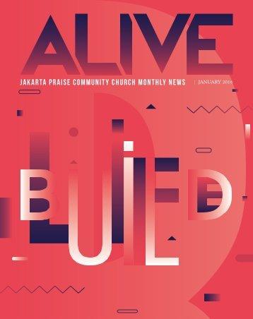 JPCC ALIVE January 2016