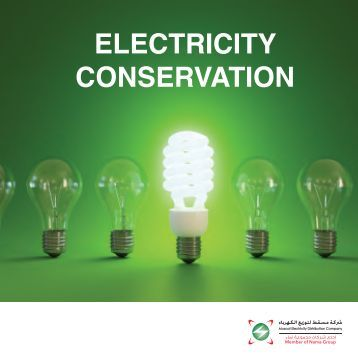 ELECTRICITY CONSERVATION