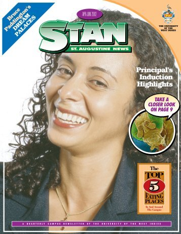 stan - The University of the West Indies, St. Augustine