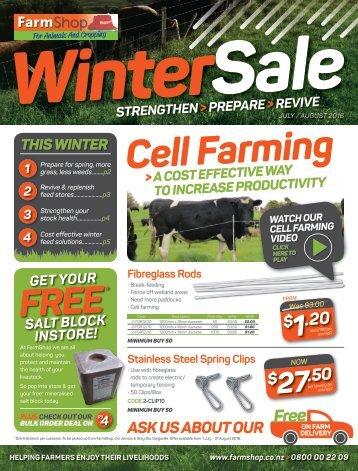 FarmShop JulyAug Flyer 2016 HR Flip