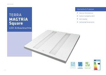 TERRA MAGTRiA Square - Produktblatt