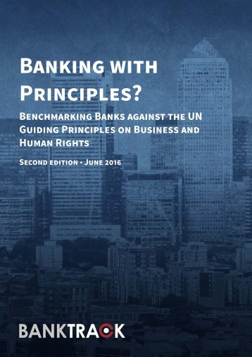 Banking with Principles?