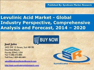 Levulinic Acid Market