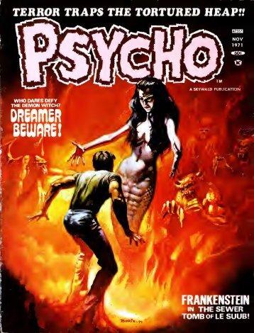 Psycho - Nov. 1971