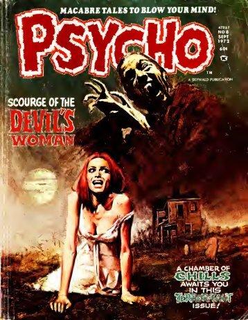 Psycho - Sept. 1972