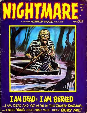 Nightmare - April 1973