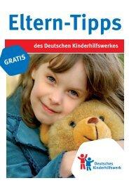 DKHW Eltern-Tipps Tübingen/Reutlingen und gesamte Region 2016