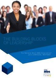 THE BUILDING BLOCKS OF LEADERSHIP