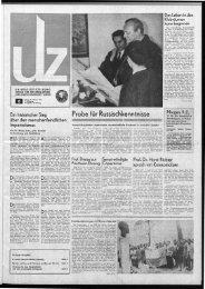 Ministerrat der Deutschen Demokratischen Republik Ministerium für ...