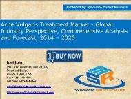 Acne Vulgaris Treatment Market