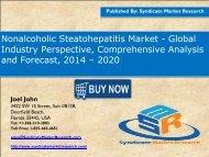 Nonalcoholic Steatohepatitis Market