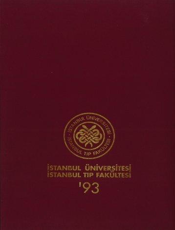Istanbul Tip Fakultesi 93