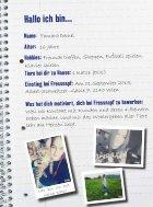 Lehrlingstagebuch von Tamara - Seite 7