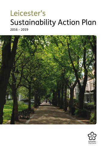 Leicester's Sustainability Action Plan