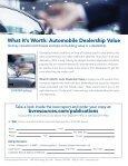 Automobile Dealership Value - Page 6