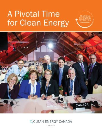 for Clean Energy