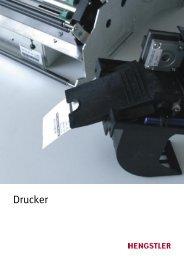 Drucker - Hengstler