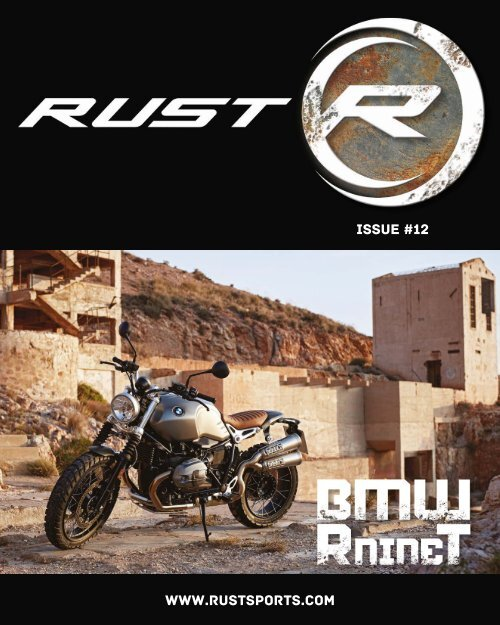 RUST magazine: Rust#12