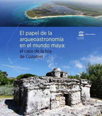 El papel de la arqueoastronomía en el mundo maya