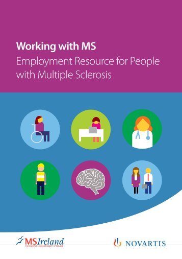 Employment Resource for People with Multiple Sclerosis
