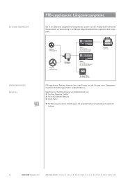 PTB-zugelassene Längenmesssysteme - Hengstler