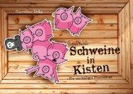 Schweine in Kisten