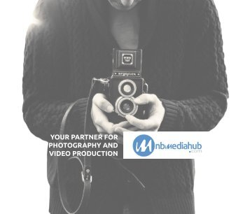 YOUR PARTNER FOR PHOTO AND VIDEO PRODUCTION