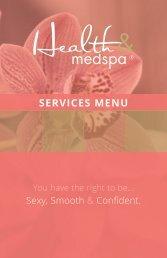 Health&Medspa_Booklet_Update June 2016