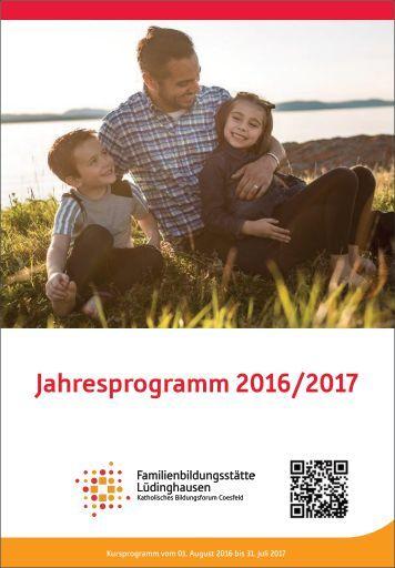 Jahresprogramm 2016 2017