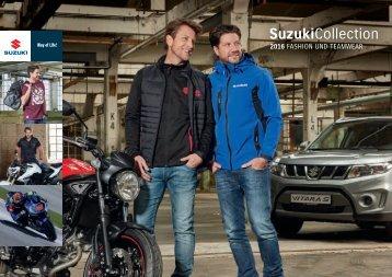 Suzuki Collection 2016